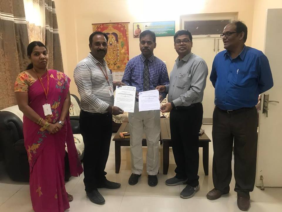 SITAM COLLEGE MOU WITH RAMTEJ TECHNOLOGIES, JAPAN