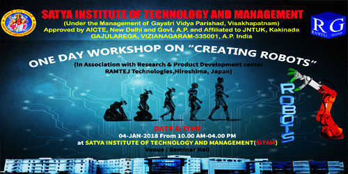 robotics one day workshop
