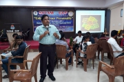 "A two day workshop on ""Enhance your personality"""